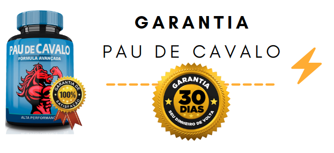Garantia do Pau de cavalo youtube