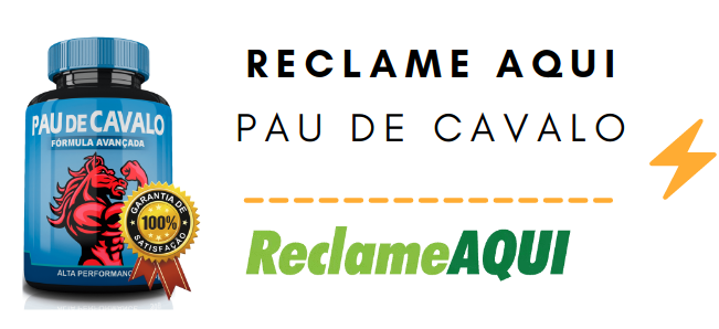 reclame aqui do Pau de cavalo youtube