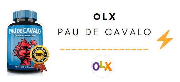 Pau de cavalo youtube OLX